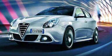 Alfa verpasst der Giulietta ein Facelift