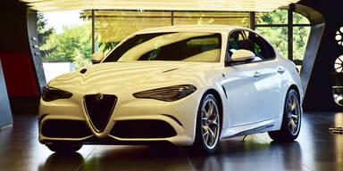 Italienische Autos wieder gefragt