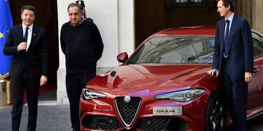 Neue Giulia läutet Alfa-Offensive ein