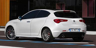 Alfa Romeo auf dem Pariser Salon