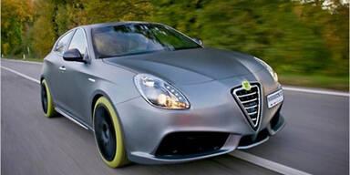 Alfa Romeo Giulietta G430 iMove Marangoni