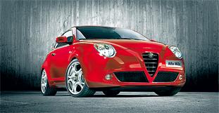 Alfa Romeos kleiner Sportler Mi.To.