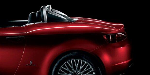 Alfa und Mazda bauen einen Roadster