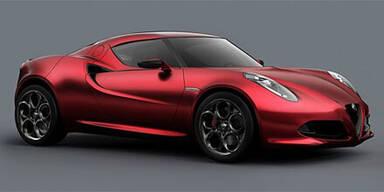 Alfa Romeo Concept 4C