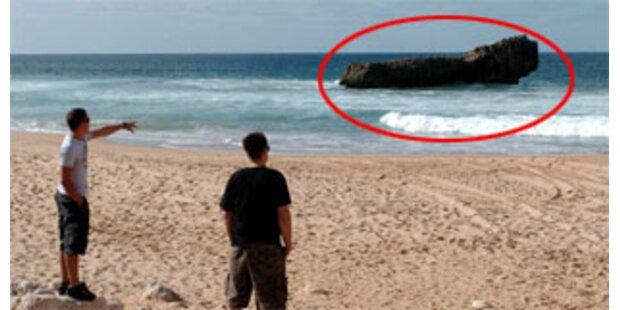 Vier Erwachsene ertrinken an der Algarve