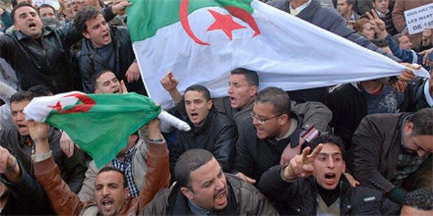 Algerien wird Ausnahmezustand aufheben