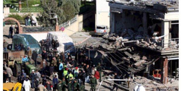 Al-Kaida bekennt sich zu Anschlag in Algerien
