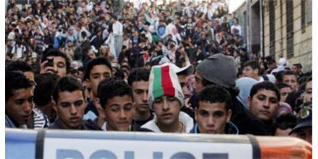 Zwei Mädchen planten Attentat in Algerien