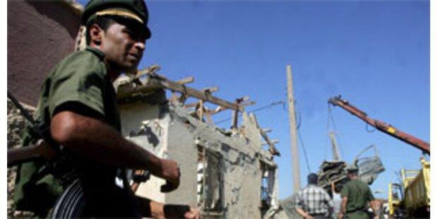 Acht Tote bei Selbstmordanschlag in Algerien