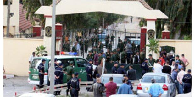 Bombenattentate erschüttern Algier
