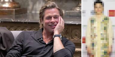 Brad Pitt Alia Shawkat