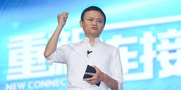 Alibaba-Gründer lobt gefälschte Produkte