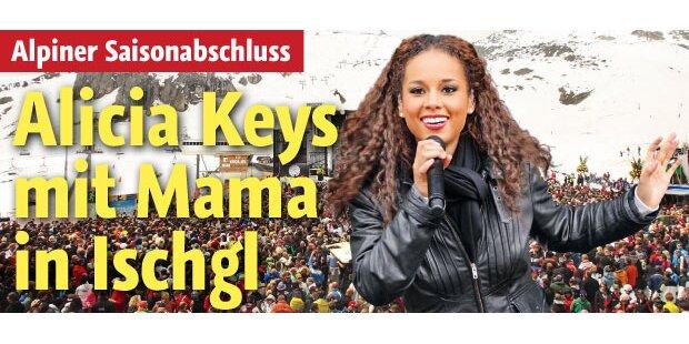 15.000 feierten mit Keys in Ischgl