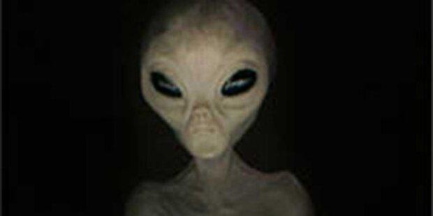 Seit Mittwoch haben Tausende Amerikaner Aliens gesehen