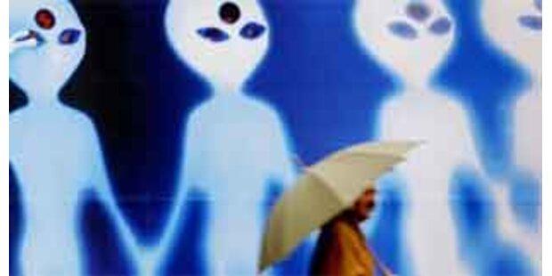 Bizarrer Streit um US-Alien-Video