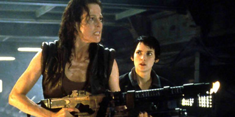 Alien mit Sigourney Weaver, Winona Ryder