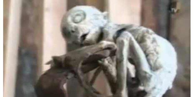 Mexikanisches Alien-Baby hat keine DNA