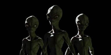 2035 stehen wir in Kontakt mit Aliens