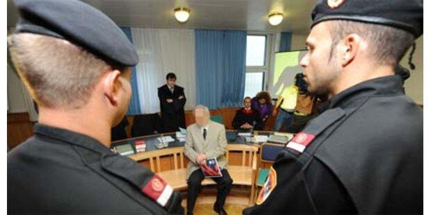 Prozess gg kasachischen Spion gestartet