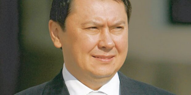 Alijev-Witwe will weiterkämpfen