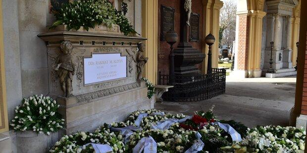 Rakhat Alijev wurde in Wien beigesetzt