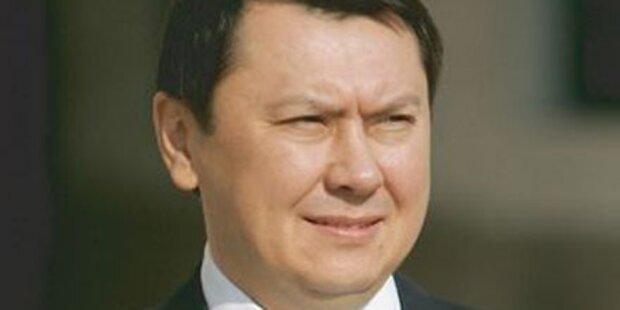 Empörung über Fremdenpass für Aliyew