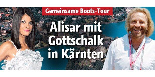Alisar mit Thommy in Kärnten