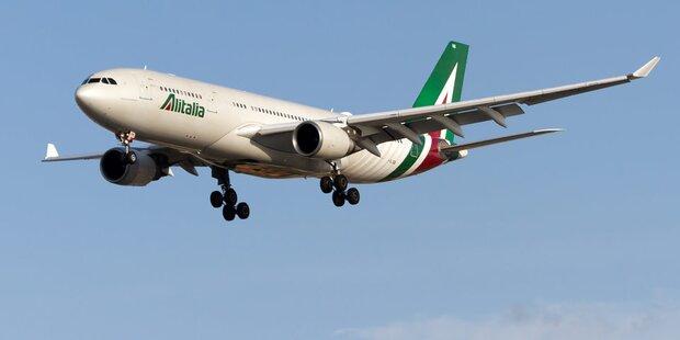 Alitalia: Rom zu weiterem Brückenkredit bereit