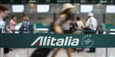 Alitalias Zukunft weiter ungewiss