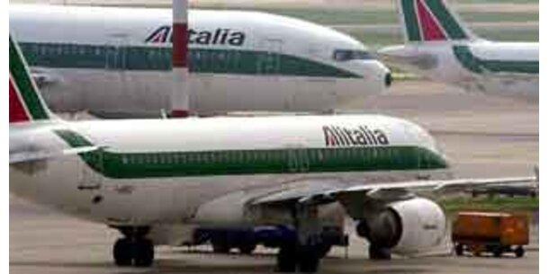 Alitalia-Piloten verhandeln wieder