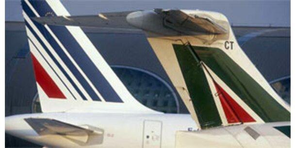 Alitalia-Sanierung kostet rund 4.500 Jobs