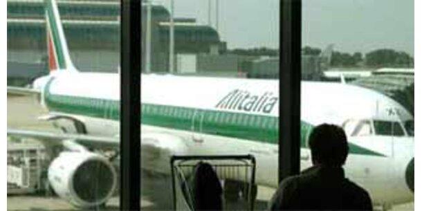 Alitalia steht kurz vor der Pleite