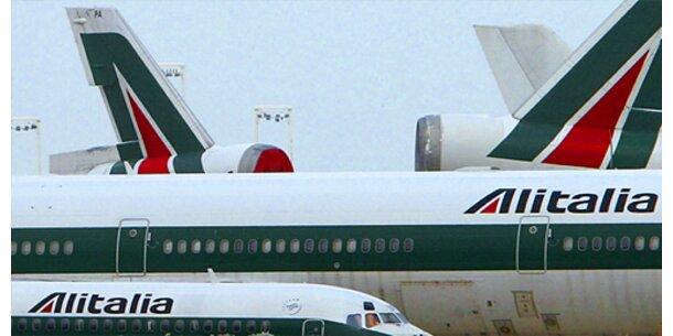 380 Mio. Euro Verlust für Alitalia