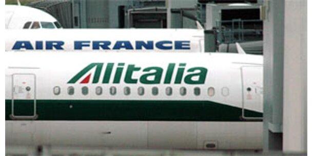 Air France-KLM will Alitalia-Beteiligung