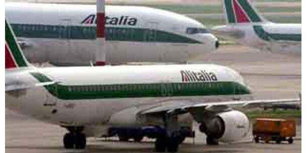 Air One und Air France wollen Alitalia