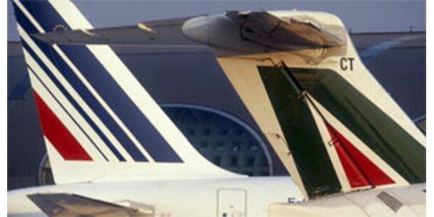 Alitalia weitete Verluste aus