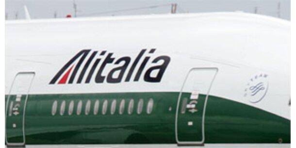 Alitalia droht in zehn Tagen das Aus