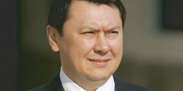 Alijew im Gefängnis ausgeraubt