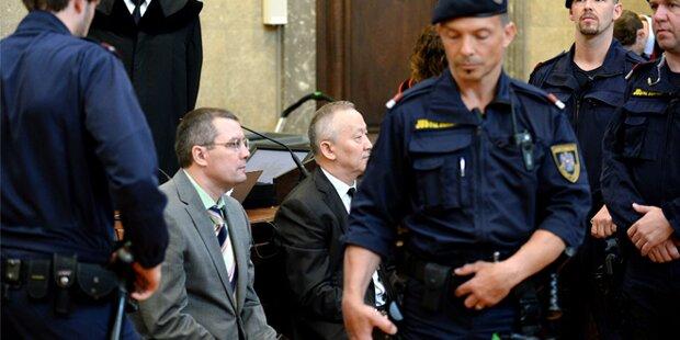 Aliyev-Prozess: Angeklagte wieder in U-Haft