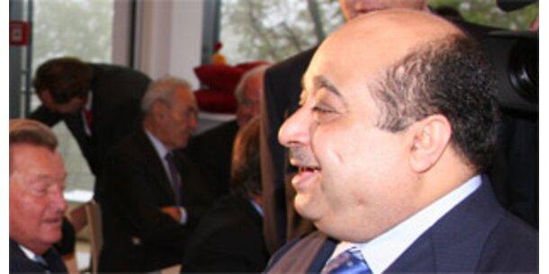 Al Jaber vor Übernahme der Mehrheit an Kneissl