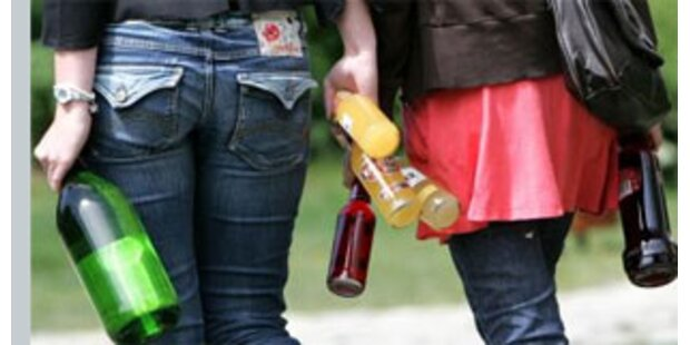 Zehnjähriger trank sich mit Whisky ins Koma