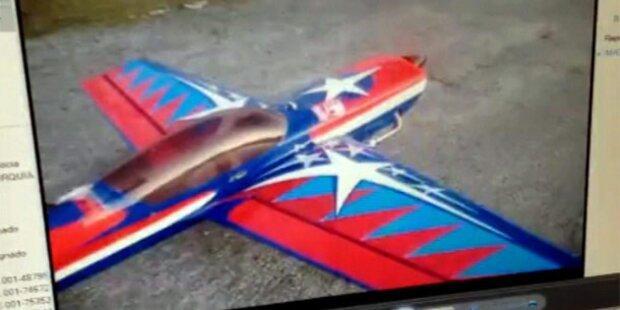 Al-Kaida plante Attentat mit Modellflieger