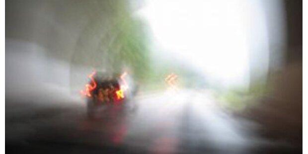 Wiener Ärztin fuhr mit 2,9 Promille auf der A1