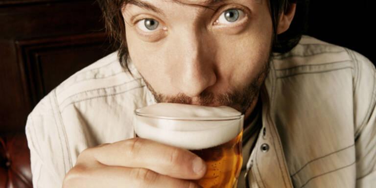 Jugend sucht Kick in Alkoholischem