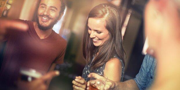 So unterschiedlich wirkt Alkohol bei Frauen und Männern