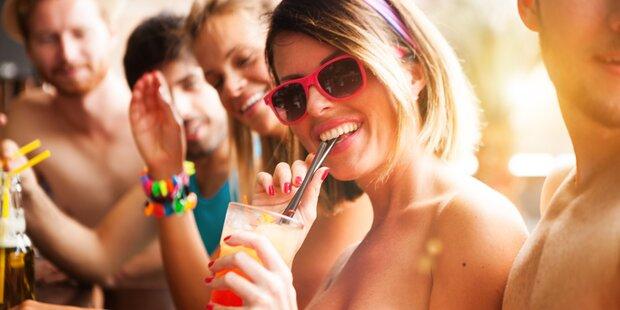 Wie schädlich ist Alkohol bei Hitze?