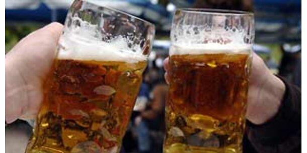 Moderater Alkoholgenuss schützt vor Alzheimer