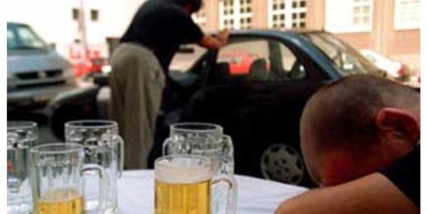 Alkoholverbot am Grazer Hauptplatz