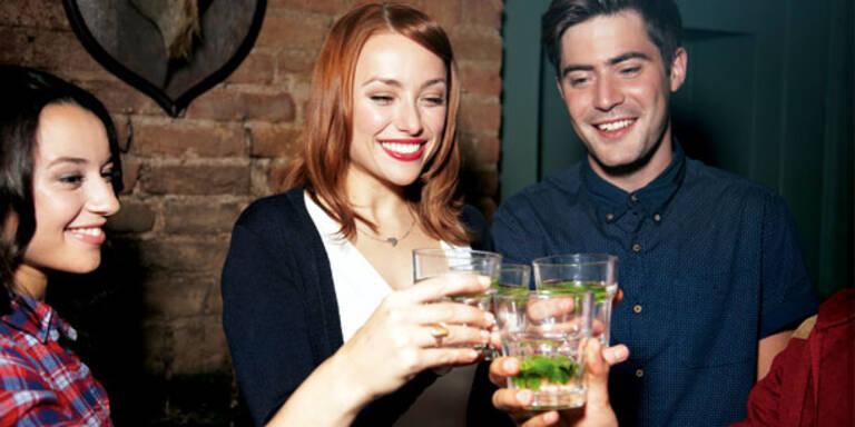 Faschingszeit: So viel dürfen Sie trinken