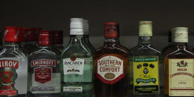 Justiz kippt Teile von Alkohol-Gesetz